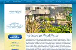 Template Website Design Hotels Industry * Myeres.com $499 Template Websites * Hospitality Industry Hotels Motels Lodging Accommodations